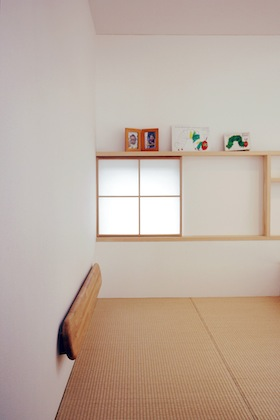 中3階の書斎
